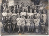 Witcham School 1940's