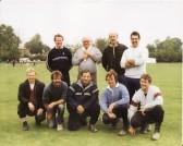 Tug-war team
