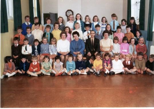 Witcham School 1971
