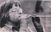 Jonathan Sole Junior Peashooting champion 1976