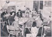Sunday School Party held in the schoolroom