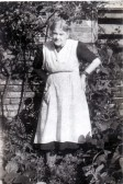 Mrs Giddens landlady of White Horse for over 50 years until 1955