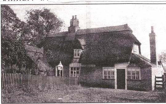 The White Lion High Street 1926