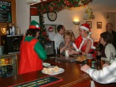 Christmas in the White Horse