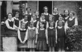 Witcham Girls at Ely High School