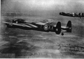 Haymel Daylight Operation. Mr. T. Fitzpatrick was a rear gunner in the front Aeroplane.He and his crew made 37 sorties from Mepal Airfield