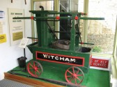 Witcham Fire Engine Featured in Ely Museum