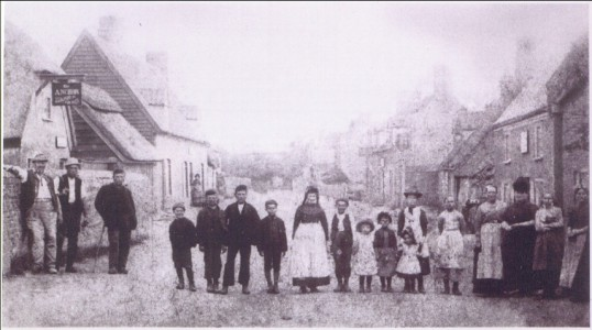 The High Street, Witcham