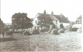 Haymaking at Park House The Slade, Witcham