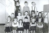 Witcham School, Early 1960s