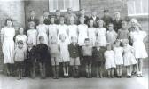 Witcham School Photo, 1941