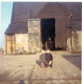 Th big barn at Witcham Hall