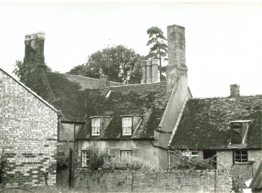 The Back View, The Hall, Witcham,