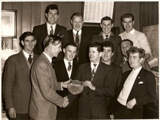 Witcham Football Club 1950