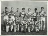The 1968 Yaxley British Legion Football team.