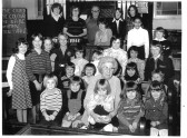 Methodist Chapel,Main St Yaxley, at Mrs Grace Days,retirement after serving, fifty years as a teacher.