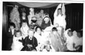 Sunday School Nativity, Methodist Chapel St., Yaxley including Payne, Osborne, Walker, Needham, Tilson, Strickson, Casbon, Simms, Colbert.