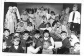 Yaxley Play group in their Nativity play at the Public Hall.