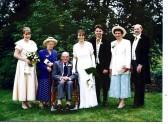 Wedding of Miss Lorraine Sarah Long, and Mr Phillip Steven Joseph Shepherd. at St Peters Yaxley.