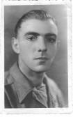 Harry Strickson, of Yaxley.1918-2002.