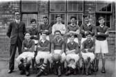 Yaxley Boy's School football team