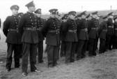 Yaxley Firemen including Oswald Richardson