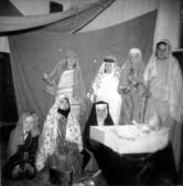 Yaxley Methodist Sunday School Nativity play