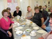 The Hard Working Committee of the Yaxley Welcome Club