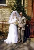 Miss Pauline Jane Strickson and Harry Strickson
