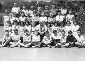 Yaxley school class photo