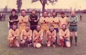 Yaxley Football 1980 Charity Match
