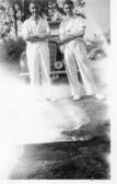 Yaxley Cricket Club 1940-1950