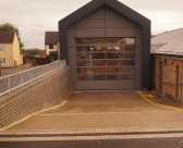 New Yaxley Fire Station 12/10/2016
