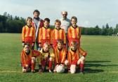 Yaxley boys football team