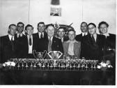 Three Horseshoes Domino Winners 1955