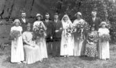 Wedding of George Dale and Charlotte Parnell