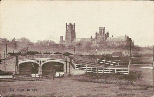 The Ely New And Handsome Stone High Bridge Built In 1833 To