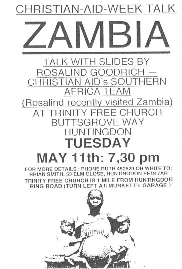 Christian dating i Zambia Christian dating sjekkliste