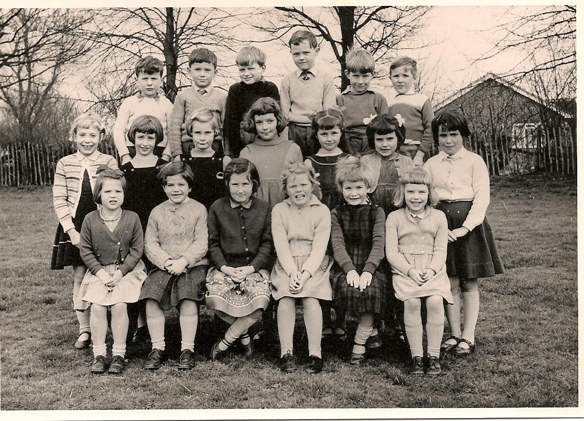Lode School 1960