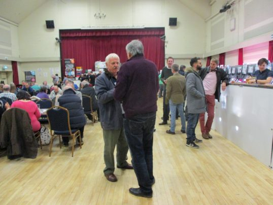 St Neots Beer Festival At The Priory Centre In March 2019